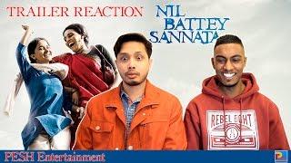 Nil Battey Sannata Trailer Reaction & Review | English Subtitles | PESH Entertainment