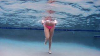 How to Do Water Running | Water Aerobics