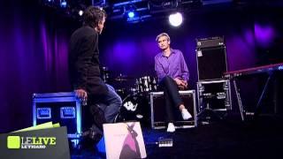 Jean-Louis Murat - Interview par Olivier Nuc - Le Live