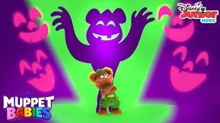 Super Spooky Halloween Music Video | Muppet Babies | Disney Junior