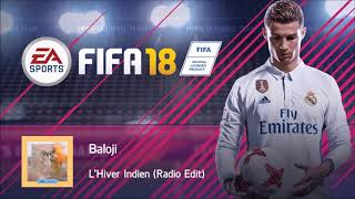 Baloji - L'Hiver Indien (Radio Edit) (FIFA 18 Soundtrack)
