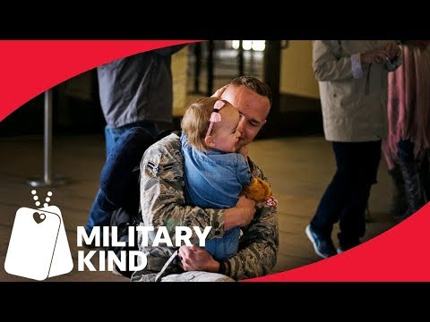 Homecomings that make us grateful for our country's military Militarykind