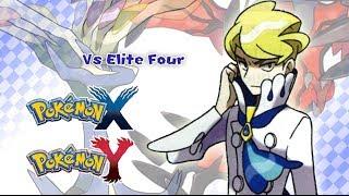 Pokémon X/Y - Vs Elite Four Music HD (Official)