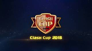 Trailer - 🏆Clash Cup 2018 🏆 - Le plus grand tournoi Clash d