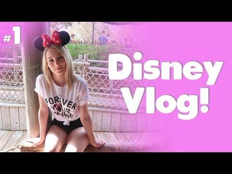 Disneyworld Adventure Vlog! Part 1