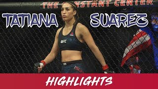 Tatiana Suarez Highlights (2019) HD ||| COMING FOR THE THRONE