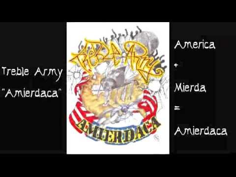 Treble Army - Amierdaca (feat. Amadi Gamba)