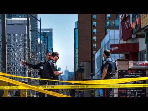 Toronto police chief holds a news conference