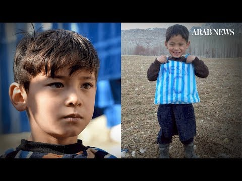 Xxx Mp4 Afghan 39 Little Messi 39 Forced To Flee 3gp Sex