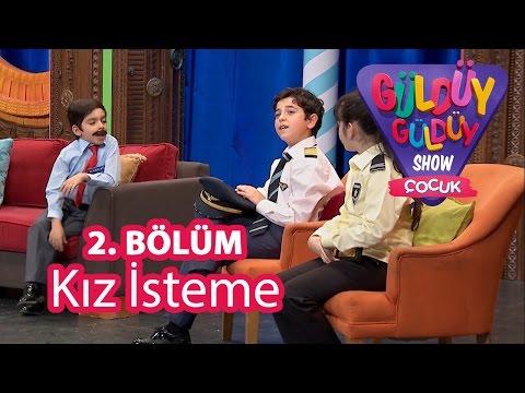 Güldüy Güldüy Show Çocuk 2. Bölüm, Kız İsteme Skeci