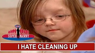 """""""I Hate Cleaning Up!"""" 6yr Old Doesn"""
