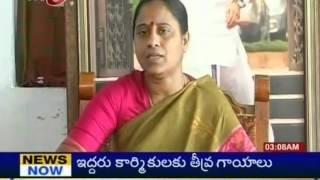 TV5- Konda Surekha Blames Kcr For Tellangana Issue