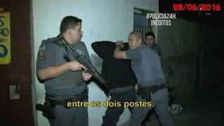 Polícia 24 Horas - Perseguições |Nova Temporada 28/07/2016 Completo HD
