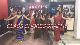 Jab Mehendi Lag Lag Jaave // Singh Saab The Great //  Bollywood  Dance // Angel's Dance Academy