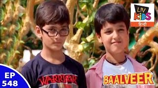 Baal Veer - बालवीर - Episode 548 - Manav And Friends Fight The Goons