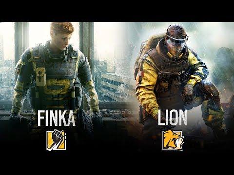 Xxx Mp4 TWO NEW OPERATORS FINKA AND LION Rainbow Six Siege Operation Chimera 3gp Sex