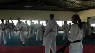 2012/13 Taekwondo Peace Corps Ethiopia