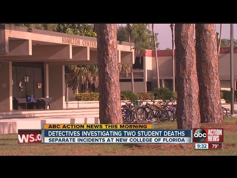 Two sudden student deaths prompting action on Sarasota college campus