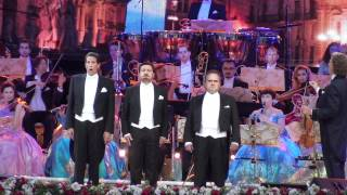 Nessun Dorma Maastricht 2012 sung by The Platin Tenors