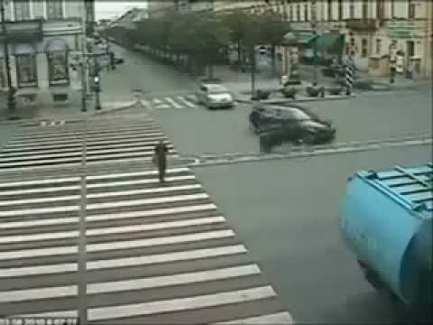 Accidentes mortales de autos y en vivo 2012 Parte 1 2