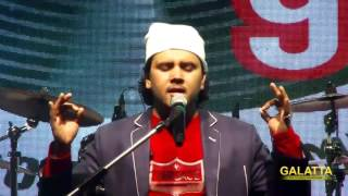 Javed Ali performs Kun Faya Kun LIVE at Chennai Forum mall