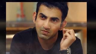 Gautam Gambhir Gets Angry On A Bar Restaurent