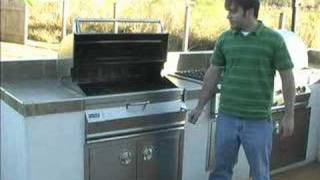 FireMagic Charcoal Grill   Demo Video