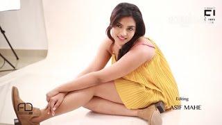 Sasha Gopinath Photoshoot Video | Kerala Fashion League 2016