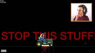 WORST WAY TO DIE! (Happy Wheels)
