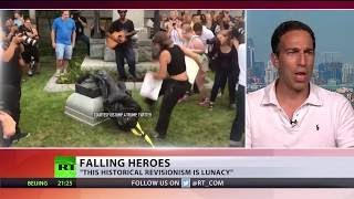 Falling heroes: War on Confederate heritage in US