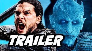Game Of Thrones Season 7 Trailer 2 Breakdown - Jon Snow vs Night King