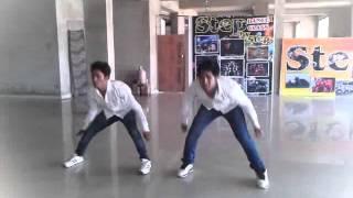 dance on banjara by suraj and pratyush choreographed by Suraj