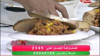 برنامج المطبخ - د.سمر العمريطي - فول الصويا وهل مضر للرجال - الشيف يسري خميس - Al-matbkh