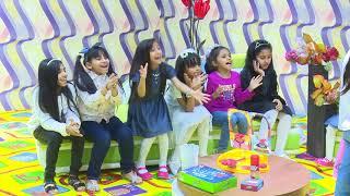 قناة اطفال ومواهب الفضائية بنات كوم الحلقة 14