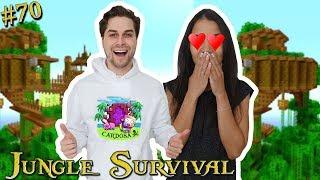 Ik versier meiden met mijn toffe hoodie! 😍😂 - Jungle Survival #70