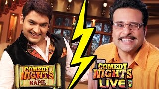 Kapil Sharma FAN's ATTACKS Krishna Abhishek's Comedy Nights Live