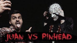 Juan vs Pinhead | David Lopez