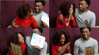 Couple Question Challenge! | Not So Newlywed Game