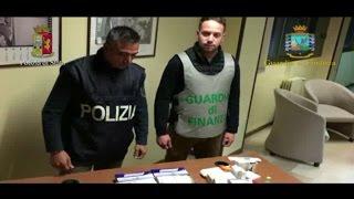Guardia di Finanza e Polizia arrestano gestore di una palestra studio9tv