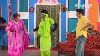 Nargis, Naseem Vicky New Pakistani Stage Drama Wohti Da Sawaal Ae Full Comedy Clip