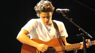 The Vamps - Shout About It - Westonbirt Arboretum - 21.6.15