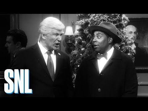 It s a Wonderful Trump Cold Open SNL