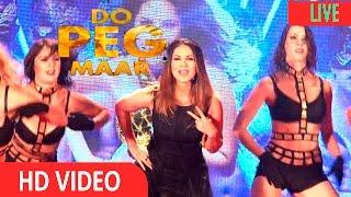 Watch: Sunny Leone Live Performance On