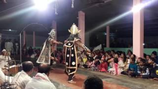 Assamese bhaona video (Bastop Mintu)যোৰহাট বঙাল পুখুৰীত ভাওঁনা নৃসিংহ মুৰাৰি।