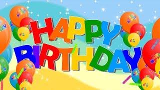 Happy Birthday Song | Nursery Rhymes | Popular Nursery Rhymes by KidsCamp