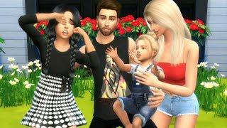 THE HATED DAUGHTER   BIRTH TO DEATH STYLE   THE SIMS 4: STORY