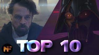 Top 10 Star Wars Lightsaber Battles