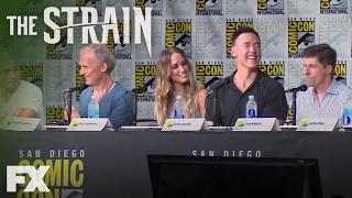 The Strain   Vamps Boom Reaction: Comic-Con 2016   FX
