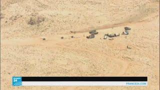 حصري - تقرير لفرانس24 من قلب جرود عرسال ومنطقة القاع اللبنانية