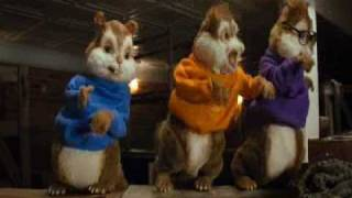 Disaster Movie Chipmunks